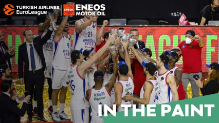 In the Paint | Efes' road to the trophy!