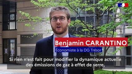 Trésor-éco - Effets économiques du changement climatique
