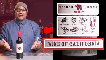 Sommelier Explains Wine Label Red Flags