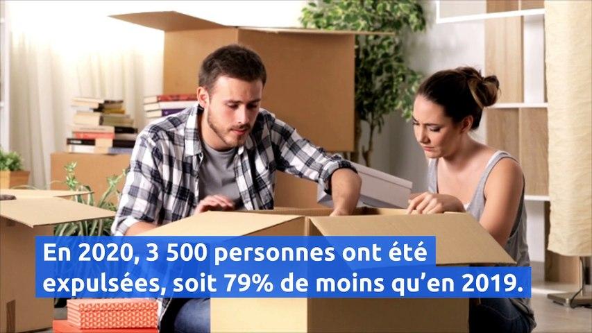 30 000 ménages menacés d'expulsion à partir du 1er juin 2021