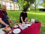Barbecue VS plancha ! Deux chefs testent les deux cuissons - Appétit - TL7, Télévision loire 7