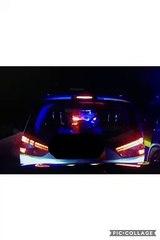 Northamptonshire Police stop suspect vehicle on M1 - Nov 2020
