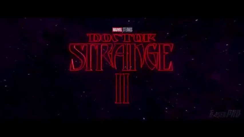 DOCTOR STRANGE 2  OFFICIAL TRAILER