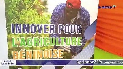 Agrinnov229: Lancement de deux solutions TIC pour l'agriculture béninoise et récompense de trois solutions innovantes