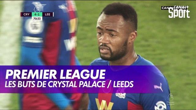 Le débrief de Crystal Palace / Leeds