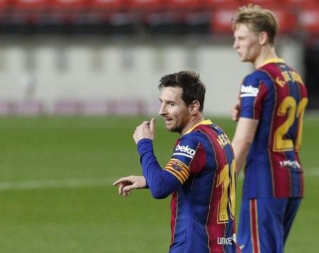 La Liga - FC Barcelone : Messi ne s'est pas posé de questions !