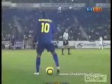 Football - Ronaldinho & Cristiano Ronaldo Training Freestyle