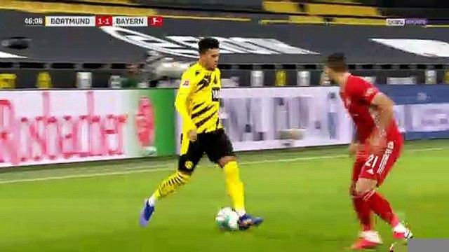 Bundesliga - Lewandowski et le Bayern assomment Dortmund !