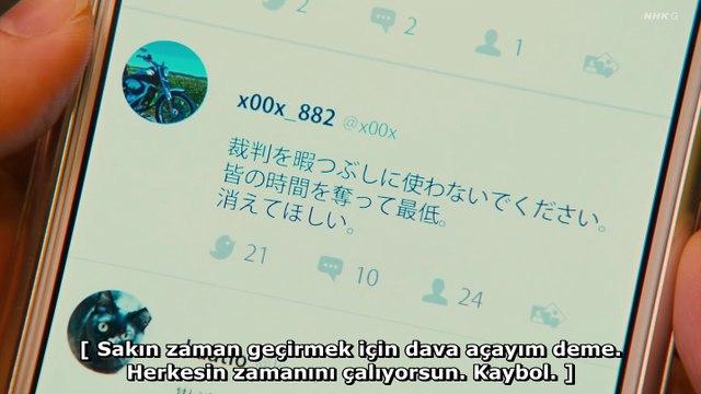 Talio Fukushu Daiko no Futari TRSUB 1. Bölüm