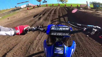 GoPro Lap with Michele CERVELLIN - MXGP of Garda Trentino 2020 MIX ENG