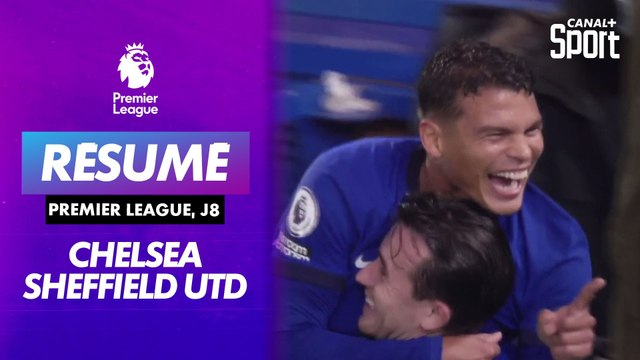 Le résumé de Chelsea / Sheffield Utd