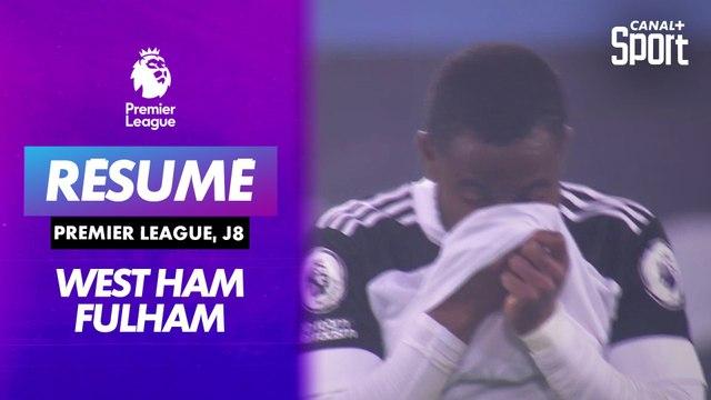 Le résumé de West Ham / Fulham