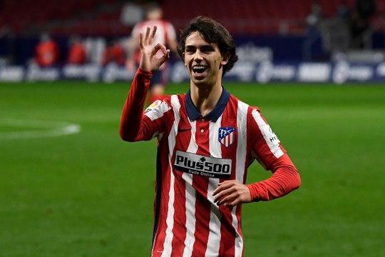 La Liga - Récital pour Joao Félix, l'Atlético leader !