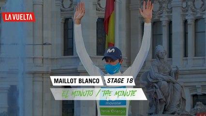 Minuto del maillot blanco - Étape 18 / Stage 18   La Vuelta 20