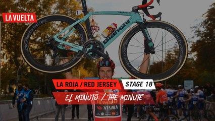 Minuto del maillot rojo - Étape 18 / Stage 18   La Vuelta 20