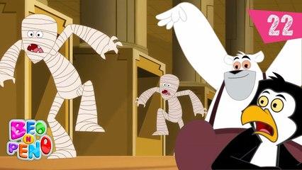 Beo n Peno - Mummified - Cartoon for kids