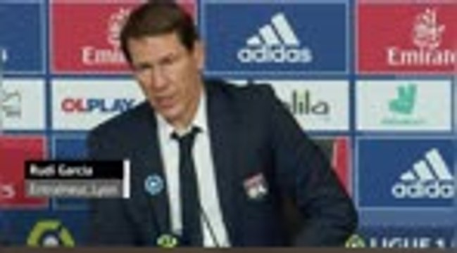 """10e j. - Garcia : """"Dembélé aurait pu être l'homme du match"""""""