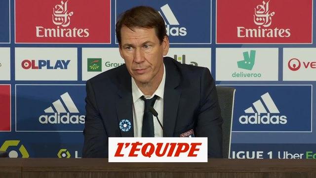 Garcia : «On avait plein de raisons de gagner» - Foot - L1 - Lyon