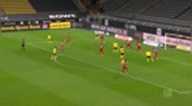 7e j. - Le Bayern décidément insubmersible