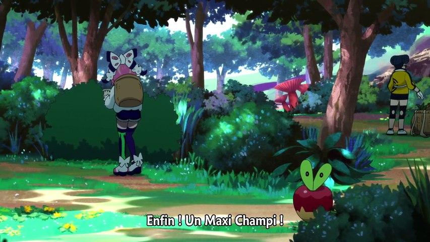[Pokémon Fansub] Hakumei no Tsubasa - 08 VOSTFR