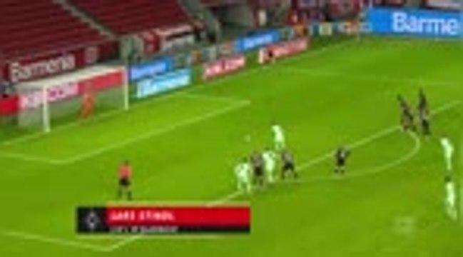 7e j. - Leverkusen remporte la course-poursuite