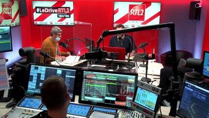 Sam Smith en interview dans #LeDriveRTL2 (06/11/20)