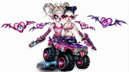 Jazmin Bean - Monster Truck