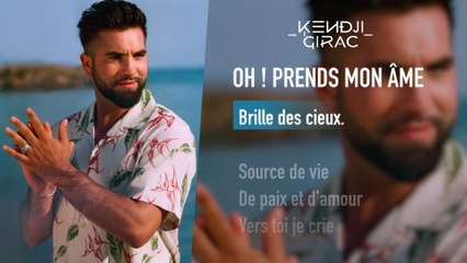 Kendji Girac - Oh! Prends mon âme