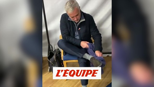 Mourinho est-il maniaque ? - Foot - WTF - Tottenham