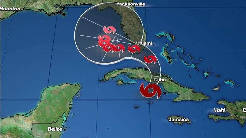 National Hurricane Center director breaks down Tropical Storm Eta
