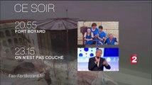 Fort Boyard 2016 - Bande-annonce soirée de l'émission 10 (03/09/2016)