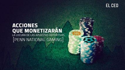 Las acciones que monetizarán la locura de las apuestas deportivas