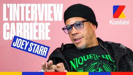 """Joey Starr : """"NTM on peut nous reprocher notre maladresse, pas notre sincérité"""" Interview Carrière"""