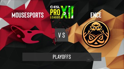 CSGO - Mousesports vs. ENCE [Inferno] Map 3 - ESL Pro League Season 12 - Playoffs - EU