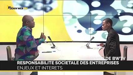 Bénin : Responsabilité Sociétale de l'Entreprise (RSE), les explications de Léon Anjorin Koboudé