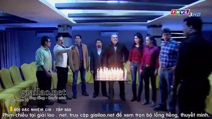 đội đặc nhiệm cid tập 553 phim thvl3 long tieng tron bo xem phim doi dac nhiem cid tap 554