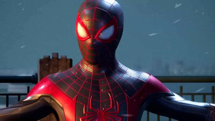 Marvel's Spider-Man Miles Morales Launch Trailer