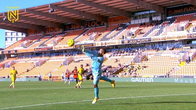 Flashback : le match d'Alban Lafont face à Lorient