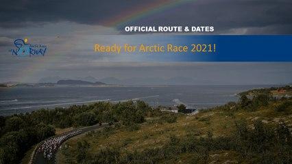 #ARN2021 - Ready for Arctic Race 2021!