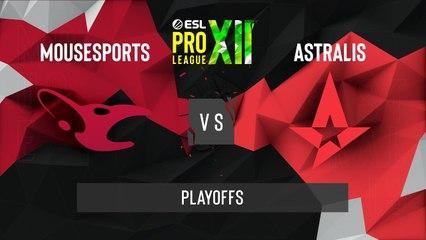 CSGO - Astralis vs. mousesports [Inferno] Map 2 - ESL Pro League Season 12 - Playoffs - EU