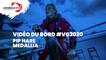 Vidéo du bord - Pip HARE | MEDALLIA 09.11
