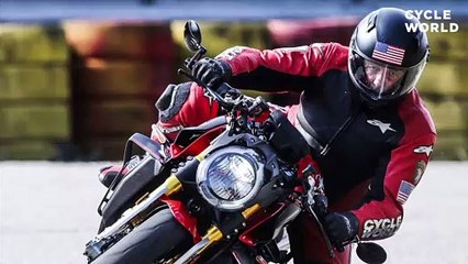 2020 MV Agusta Brutale 1000 RR First Ride