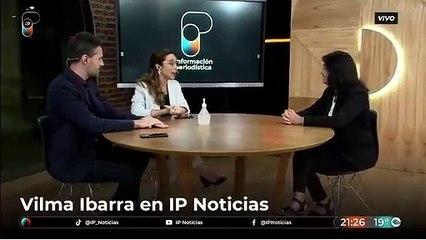 """Vilma Ibarra en IP: """"El presidente va a enviar durante este año el proyecto al Congreso"""""""