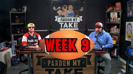 FASTEST TWO MINUTES - NFL Week 9 Recap Presented by Whoop