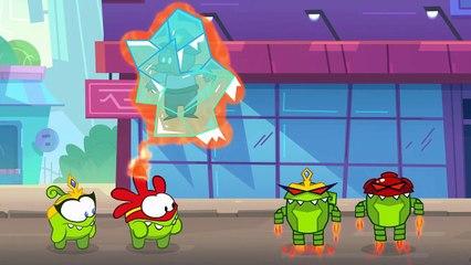 Om Nom Stories: Super-Noms - Super-Noms - Funny cartoons for kids