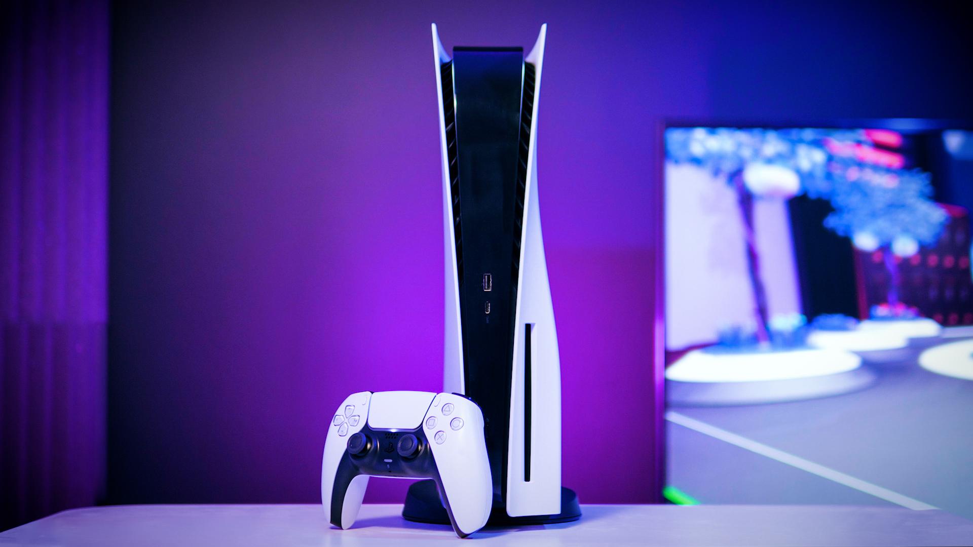 PS5 : la console next-gen de Sony prend les devants