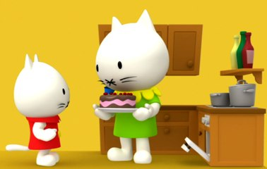Musti - Greedy - Funny cartoons for kids