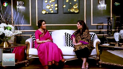 Maira Khan | An Intimate Portrait Of A Woman And Daughter | Rewind with Samina Peerzada NA1G