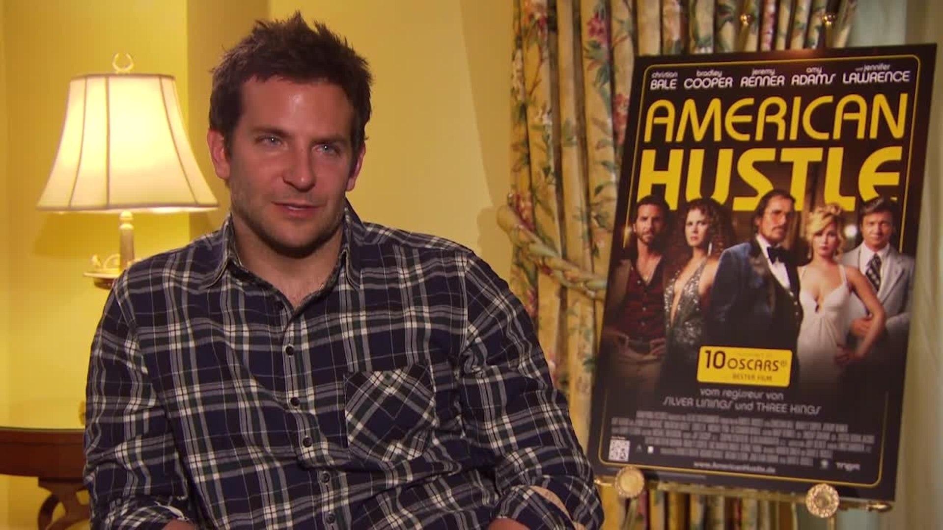 American Hustle Interviews