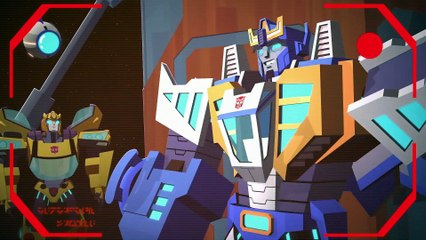 Transformers: Cyberverse - [Season 3 Episode 21]: Alien Hunt! With Meteorfire And Cosmos